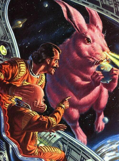 Galactic Bunny