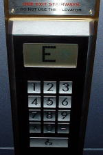 Elevator Keypad