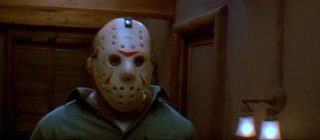 Jason finally finds his iconic mask