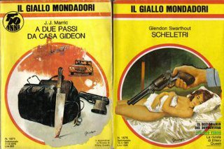 Giallo Novels