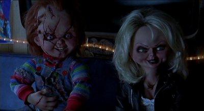 Chucky and his Bride