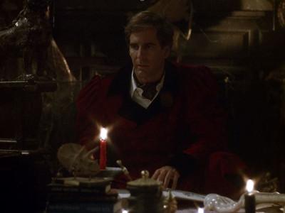 Sam Beckett as a second-rate HP Lovecraft