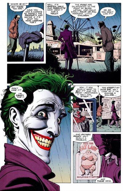 Reveal of the Joker