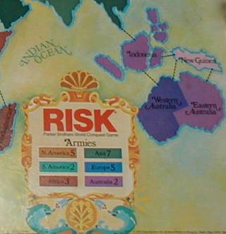 The key to Risk is Australia