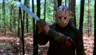 Jason and an arm