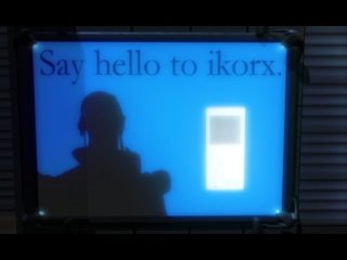 Say hello to ikorx