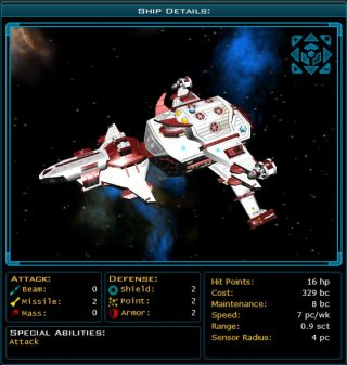 The Wildcat Class Battle Cruiser