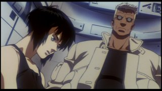 The Major and Batou