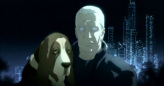 Batou and his puppy