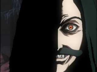 Alucards mustache