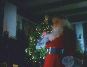 Santa the slasher