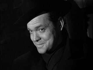 Harry Lime from The Third Man
