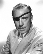 Raoul Walsh and his eyepatch