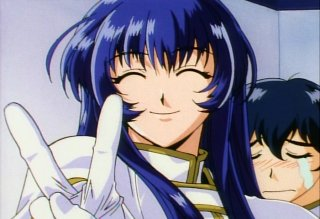 Yurika from Martian Successor Nadesico