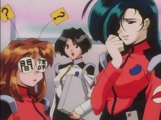 Hikaru and Izumi