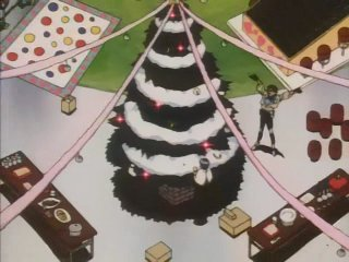 A Christmas Tree on the Nadesico