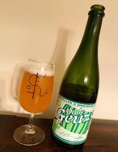 Boon/Mikkeller Oude Geuze White Vermouth Foeders