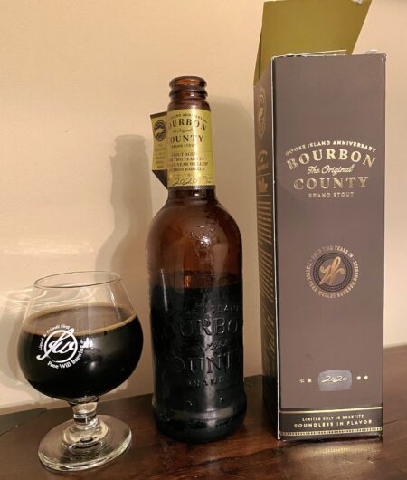 Anniversary Bourbon County Brand Stout