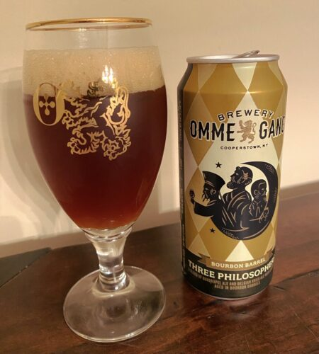 Ommegang Bourbon Barrel Three Philosophers