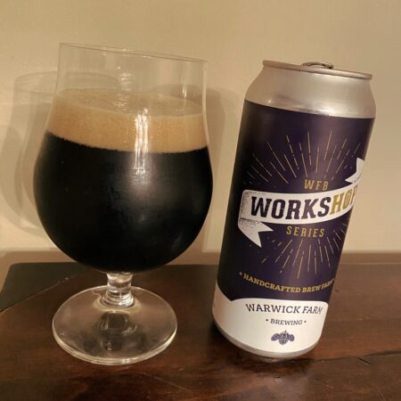 Warwick Farm Workshop Series No. 14 - Dark Czech Lager