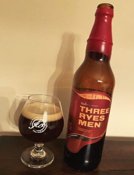 Reubens Brews Three Ryes Men