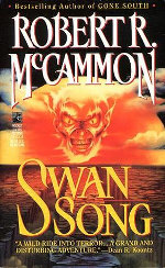 Swan Song Book Cover