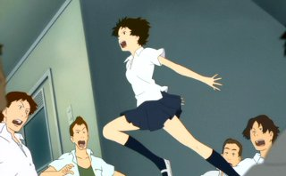 Makoto Leaping Through Time
