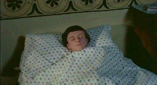 Michael Sleeping...