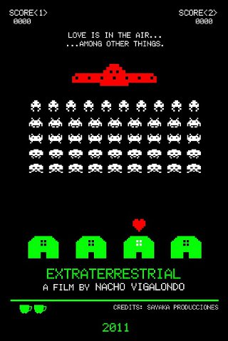Extraterrestrial Poster
