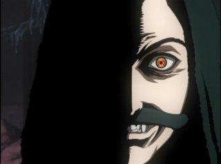 Alucards mustache