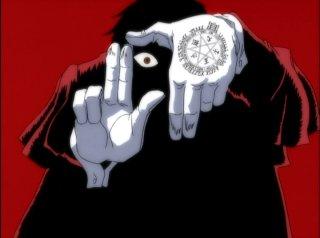 Alucards Magic Hands