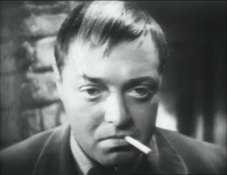 I am Peter Lorre, hear me roar.
