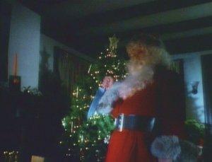 Santa the slasher