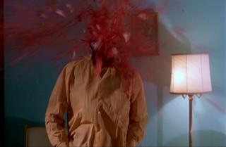 Exploding head from Dawn of the Dead