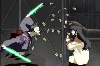 Paper Sword gets destroyed