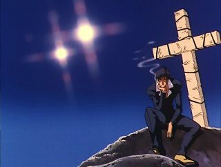 Two suns and Wolfwood