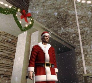 Santa Hitman
