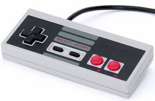 The NES Gamepad