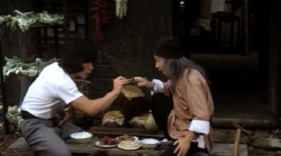 Chopstick Fight