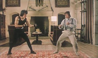 Jackie Chan vs Benny The Jet