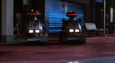 Killbots on the loose
