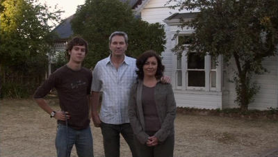 The family from Lake Mungo