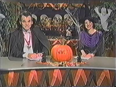 WNUF Halloween News Broadcast