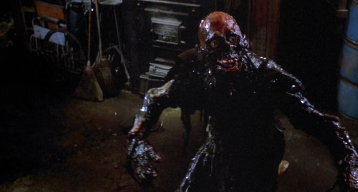 The Tar Man from Return of the Living Dead