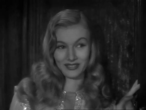 Veronica Lake in The Glass Key