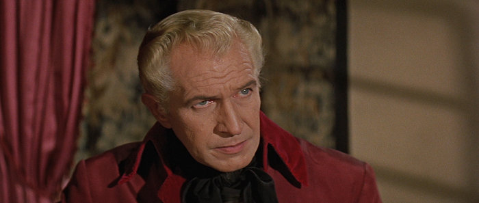 Behold Vincent Price and his fabulous blonde hair