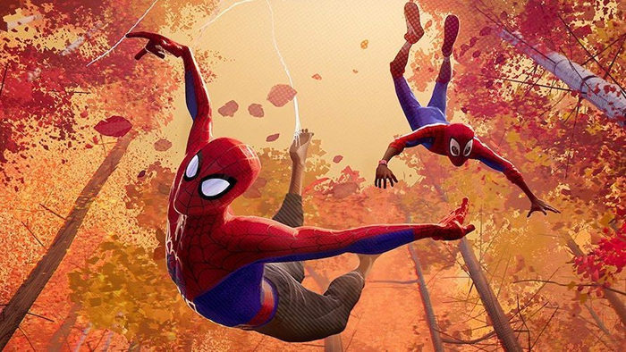 Spider Man and Spider Man