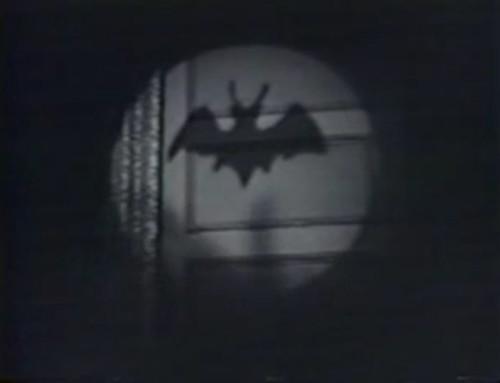 The Bat (signal!)