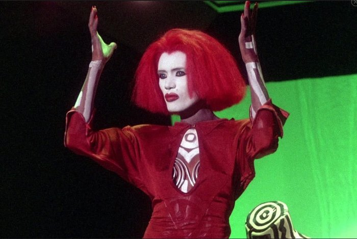 Grace Jones in Vamp