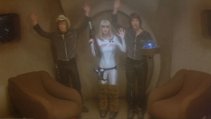 Galaxina and friends